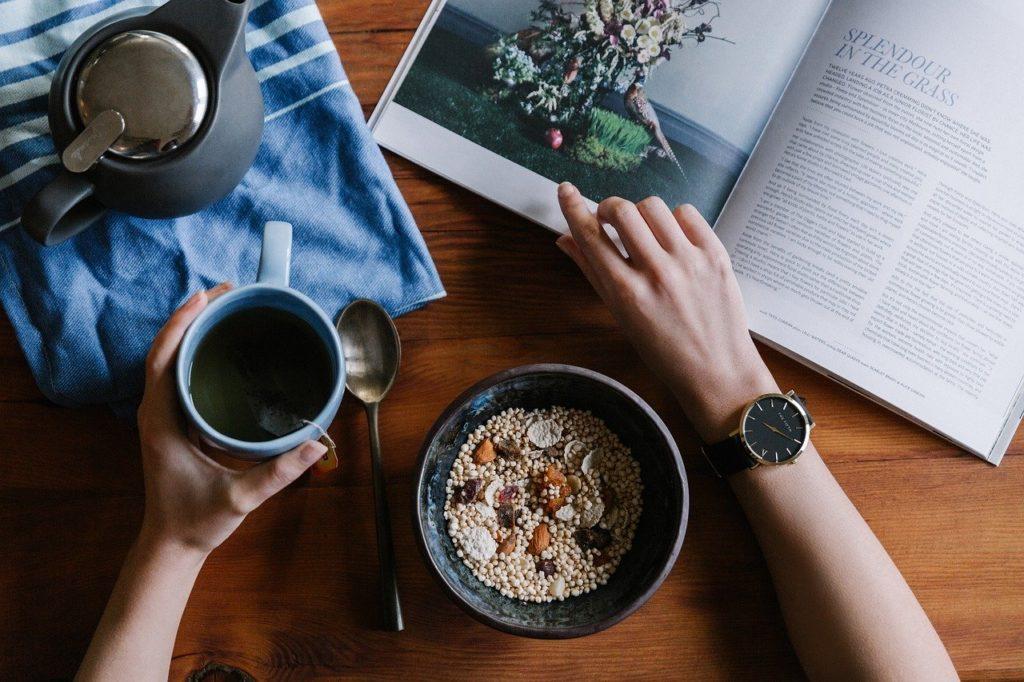 筋トレする、しないに関わらず朝食はしっかり食べよう