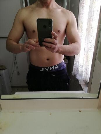 ダイエット1ヶ月目