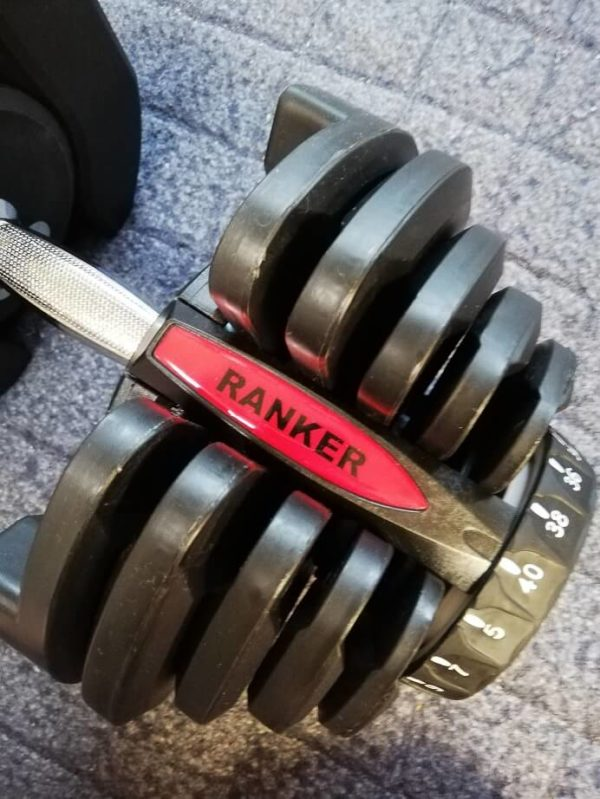可変式ダンベル「ランカー(ranker)」の特徴