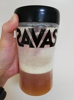 コーラの味