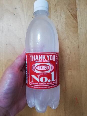 WILKINSONの炭酸水