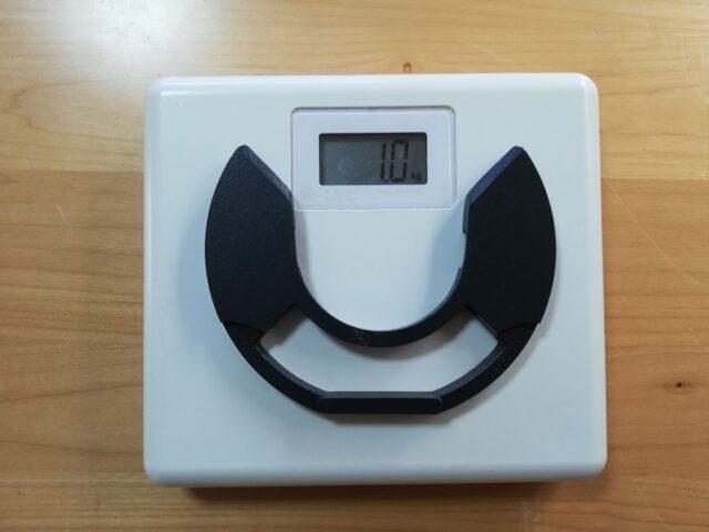 1kgプレートの重さ